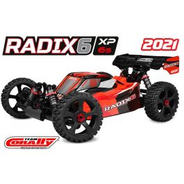 Team Corally - Radix XP 6S 1/8 Buggy EP RTR