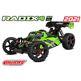 Team Corally - Radix XP 4S 1/8 Buggy EP RTR