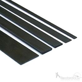 Carbon strip 0.8x6x1000mm