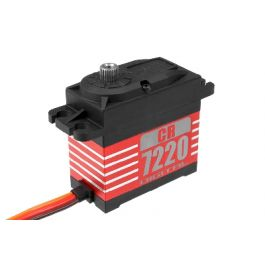 Varioprop - CR-7220-MG digital servo - Low Voltage - Core Motor - MG