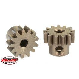 Team Corally - 32 DP Motortandwiel - Kort - Gehard staal - 13 Tanden