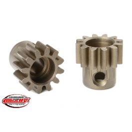 M1.0 12 Tooth Pinion Gear Hardened steel (for 5mm shaft)