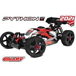 Team Corally - Python XP 6S - 2021 - 1/8 monster truck RTR 6S