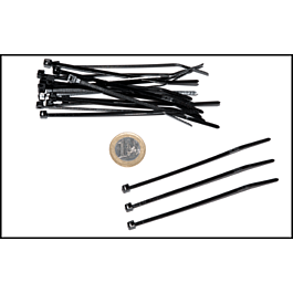 Cable ties 1,8 x 71mm, 100 St.