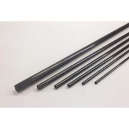 Carbon tube ultralight 25x22x1000mm
