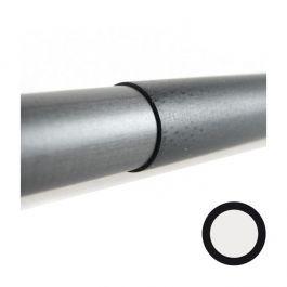 Aluminium vleugelBuis 12mm (1000mm lengte) met sleeve