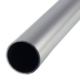 Aluminium wingtube 12mm (1000mm length) with sleeve
