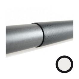Vleugelbuis 40mm (900mm length) with sleeve