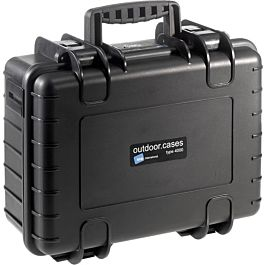 B&W Outdoor Case Type 4000 for DJI Air 2 Fly More combo + SMART ctrl
