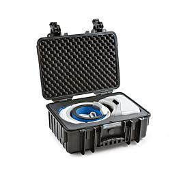 B&W Outdoor Case Type 4000 for DJI Goggles Black