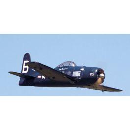 CY Model F8F Bearcat (CY8032) Blue scheme (B) 2m46 ARF