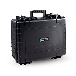 B&W Outdoor Case Type 6000 for Cendence & CrystalSky - Black