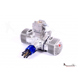DLE130 motor with electronic ignition