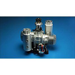 DLE170 Motor (Met starter) + Ontsteking en standaard muffler