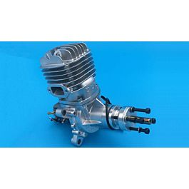 DLE65 Motor + Ontsteking en standaard muffler