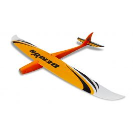 D-Power Demon 830mm Pylon Racer voll-GFK ARF glider