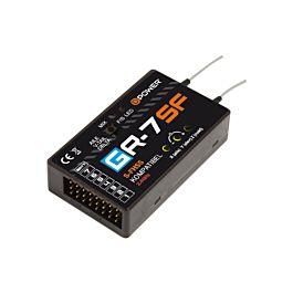 D-Power GR-7SF - 2.4 GHz Récepteur avec gyro S-FHSS compatible