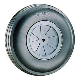 "Dubro - 152mm (6"") Treaded Lightweight wheel (600TL) - 1pc"