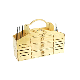 DHW - Wooden Tool Box