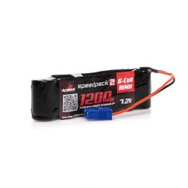 Speedpack 2 7.2V 1200mAh 6 Cell NiMH, Minis (DYNB2473)