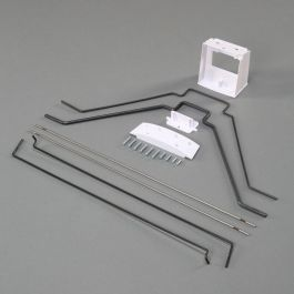 Wire Mounting Set for Carbon-Z Cessna 150: Carbon-Z Floats (EFLA5605)