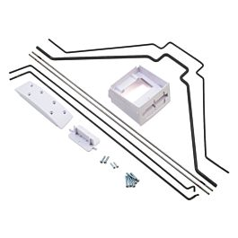 Wire Mounting Set for Carbon-Z Cessna 150: Carbon-Z Floats (EFLA5605