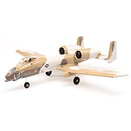 UMX A-10 Thunderbolt II 30mm EDF BNF Basic with AS3X and SAFE Select