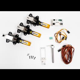Electron - Retracts Set for JMB PC-21 (ER40, RB45, Legs & Wheels)