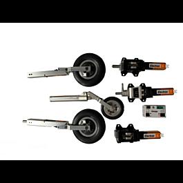 Electron set for JSM Xcalibur, ER-40, RB45, Legs & wheels
