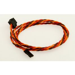 EWC3 fuselage cable with JR socket, 40cm (15.75in)