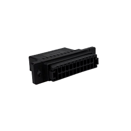 Emcotec - Click connect Multipin connector 20 pinnen - 0.5-1mm²