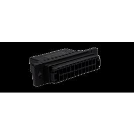 Emcotec - Click connect Multipin connector 20 pins - 0.2-0.5mm²