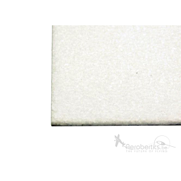 EPP Sheet 895x595x9mm - White