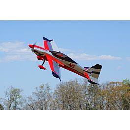 """Extra NG 60"""", Red ARF kit"""