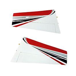"Extra 300 52"" EXP, Set d'ailes, Rouge"