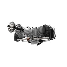 Fiala FM140 4-Stroke Boxer Engine (w/ starter, ignition, silencer)