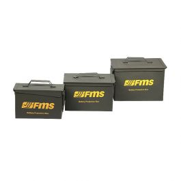 Battery Protection Box - Small 279×97×185mm (Outer Size)
