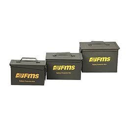 Boîtier de protection LiPo - Middle 305×155×190mm (Taille exterieur)