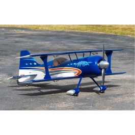 MAMBA 70cc ARF Biplane - Blue