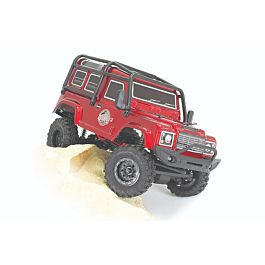 FTX Outback Mini 3.0 Ranger 1/24 RTR - Donkerrood