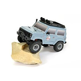 FTX Outback Mini 2.0 Paso 1/24 RTR W/Parts - Grey