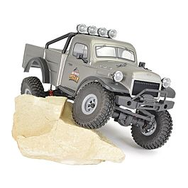 FTX Outback Mini X Texan 1:18 RTR Matt Grey