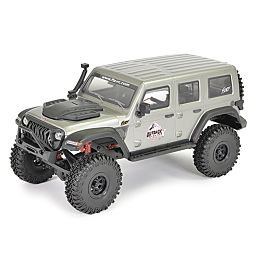 FTX Outback Mini X Fury 1:18 RTR Grey