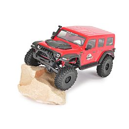 FTX Outback Mini X Fury 1:18 RTR Red