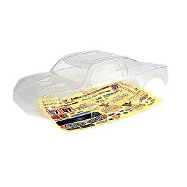FTX Torro NT clear bodyshell (pre cut)