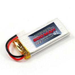 FTX Outback Mini 2.0 3.7V 600mAh Lipo Battery