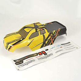FTX Tracer Truck Body & Decal - Yellow