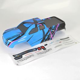 FTX Tracer Truggy Body & decals - Blauw