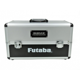 Futaba - Double Flightcase for Futaba 32MZ