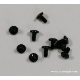 screw for servohorn S10 2,6mm (10 pcs)